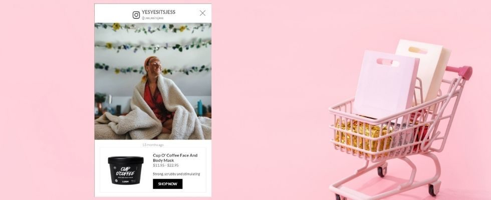Neuer Trend im Social Commerce: UGC als Shopping Posts