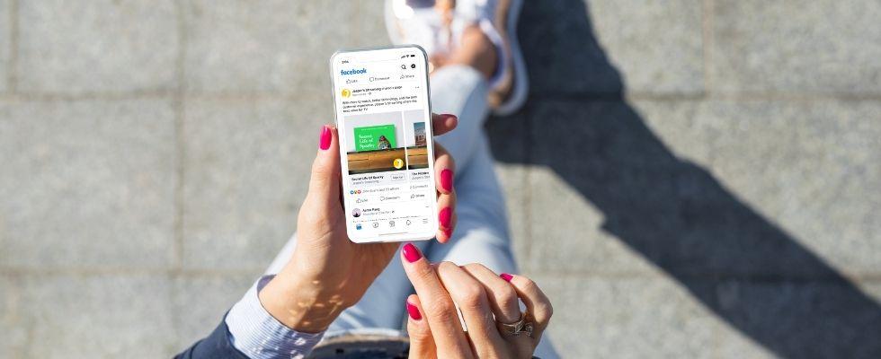 Facebook führt Dynamic Ads für Streaming-Marken ein