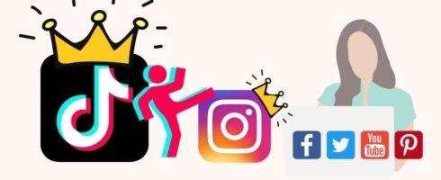 Instagram auf dem absteigenden Ast: TikTok setzt sich an die Spitze
