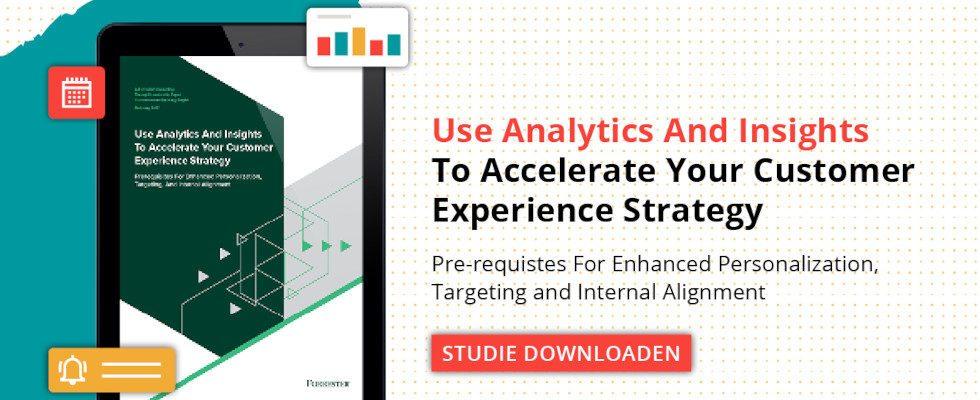 Whitepaper: Optimiere deine Customer Experience mit Analytics und Data Intelligence