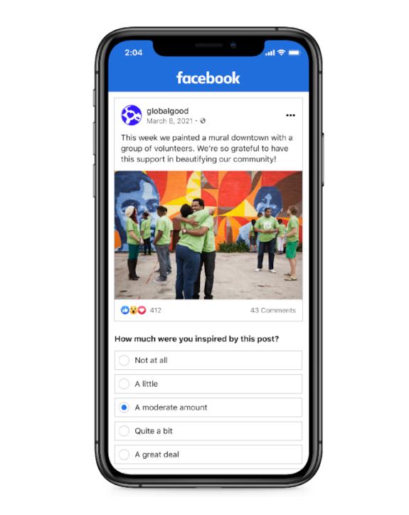 Facebook News Feed Ranking