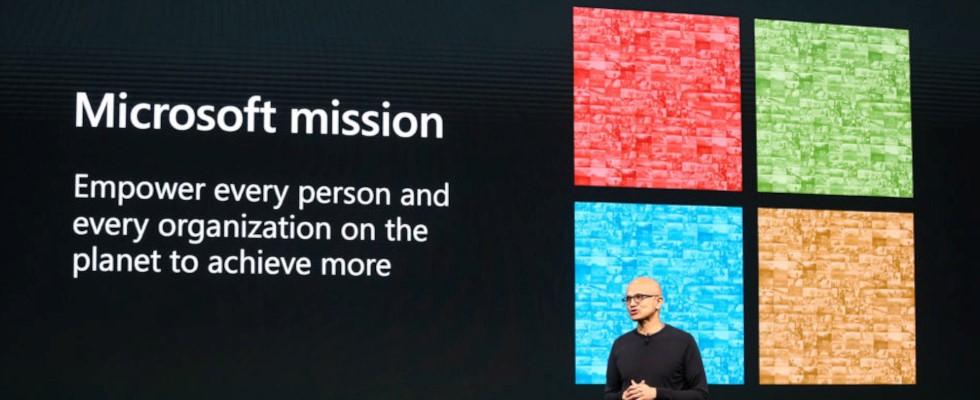 Xbox und Azure sorgen für riesiges Umsatzplus bei Microsoft