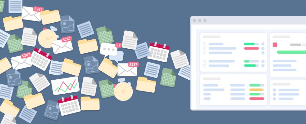 Im Excel- und App-Chaos versunken? Der Agentur-Aufräum-Guide