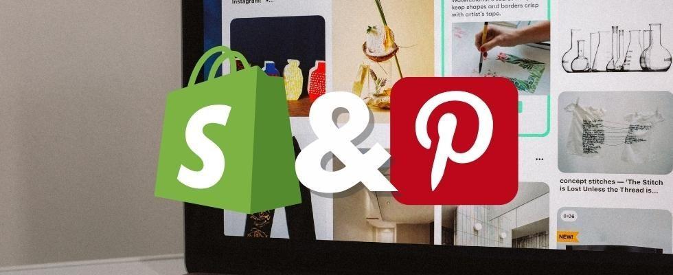 Shopify und Pinterest erweitern Partnerschaft