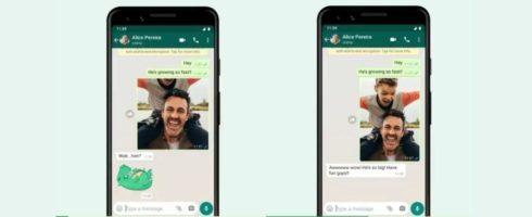 WhatsApp Update: Fotos und Videos in voller Größe