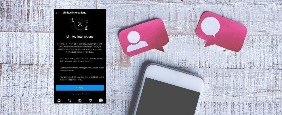 Instagram: Limited Interactions Feature schränkt ganze User-Gruppen ein
