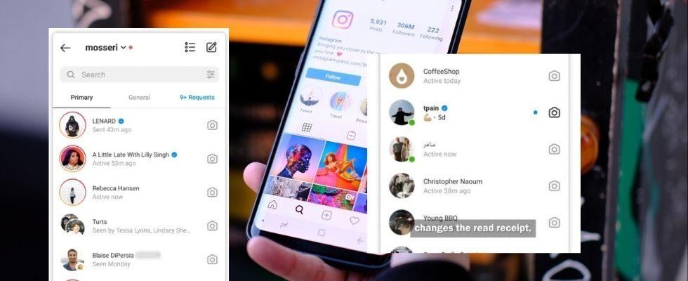 Instagram DMs: Das sind die Geheimtipps vom CEO