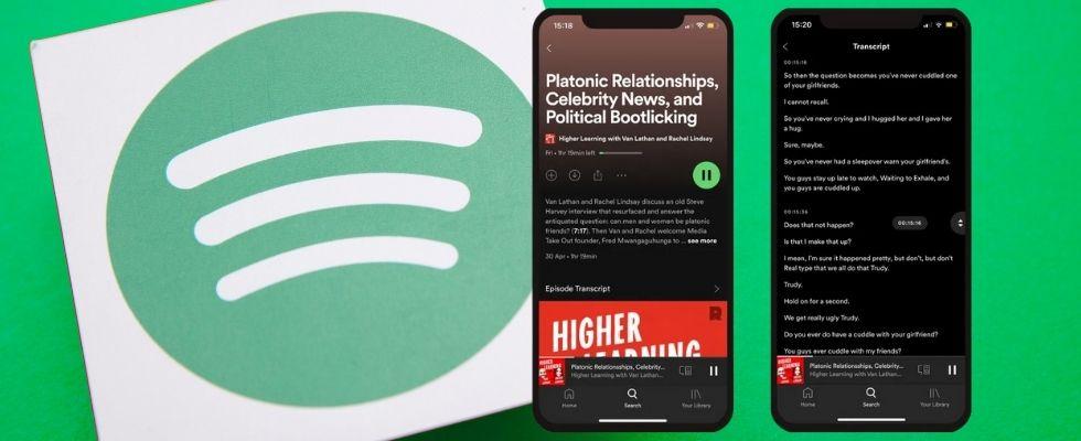 Neues bei Spotify: Diese Änderungen stehen in der App bevor