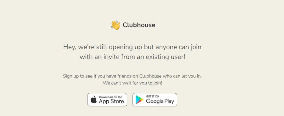 Endlich da: Clubhouse für Android in der Beta-Version gelauncht