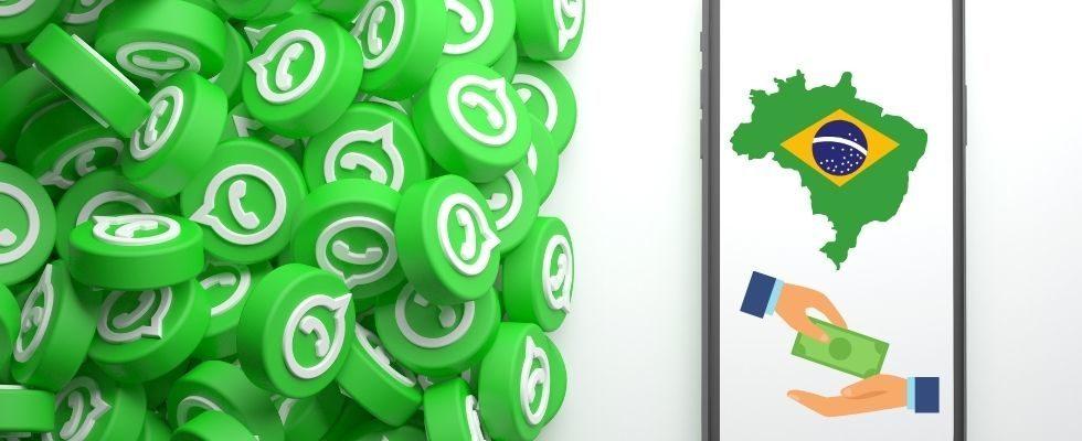WhatsApp Pay startet erneut im Testmarkt Brasilien – und könnte bald für alle kommen