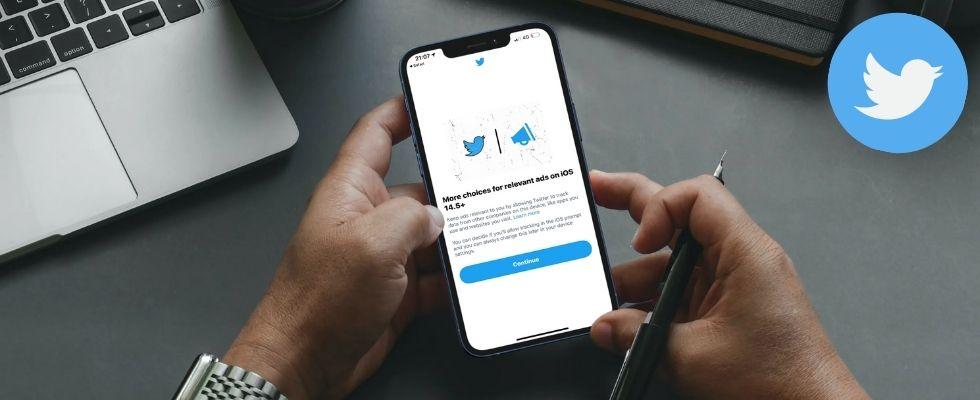 """""""Keep ads relevant"""": Twitter bittet iOS User um Tracking-Erlaubnis"""