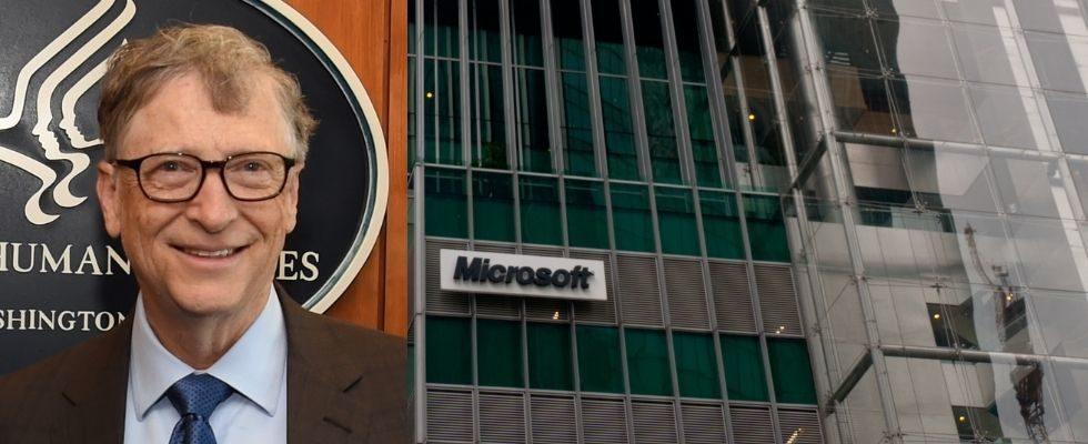 Bill Gates soll Microsoft-Verwaltungsrat wegen Beziehung zu Mitarbeiterin verlassen haben