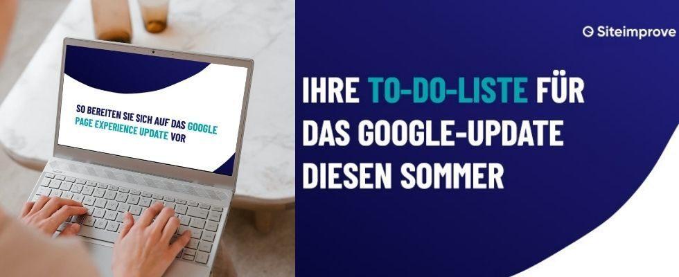 Whitepaper: To-do-Liste zur Vorbereitung für Googles Page Experience Update