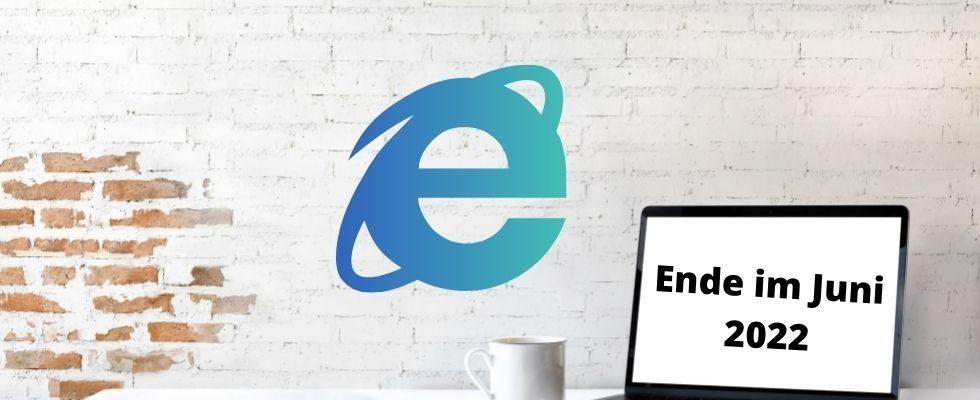 Microsoft: Internet Explorer wird 2022 endgültig abgesetzt