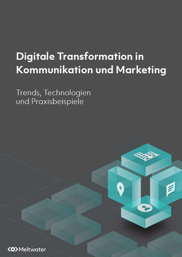 Digitale Transformation in Kommunikation und Marketing