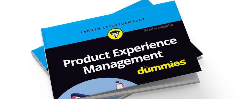 Whitepaper: Product Experience Management für Dummies®