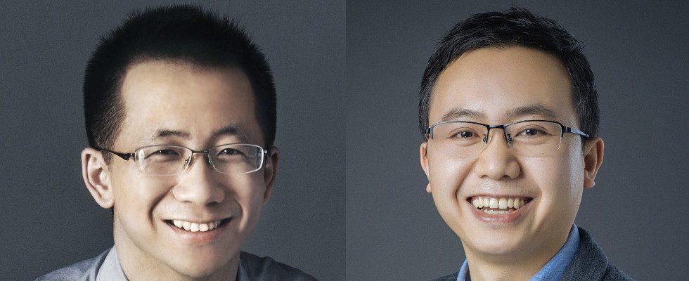 Machtwechsel bei TikTok-Mutter ByteDance: Mitgründer Zhang Yiming tritt als CEO zurück