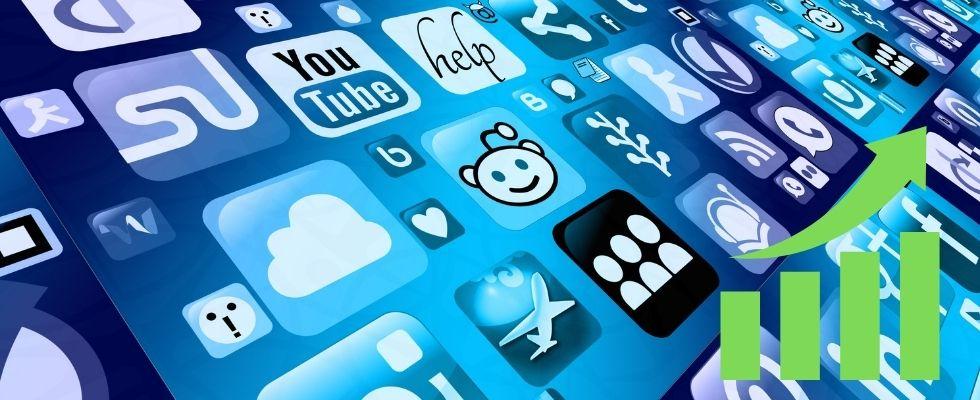 Report: Enormes Wachstum bei Mobile Apps – Fintech Apps sind besonders beliebt