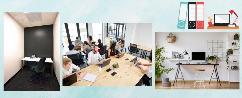 Bürokonzepte im Überblick: Einzelbüro, Open Space oder Home Office?