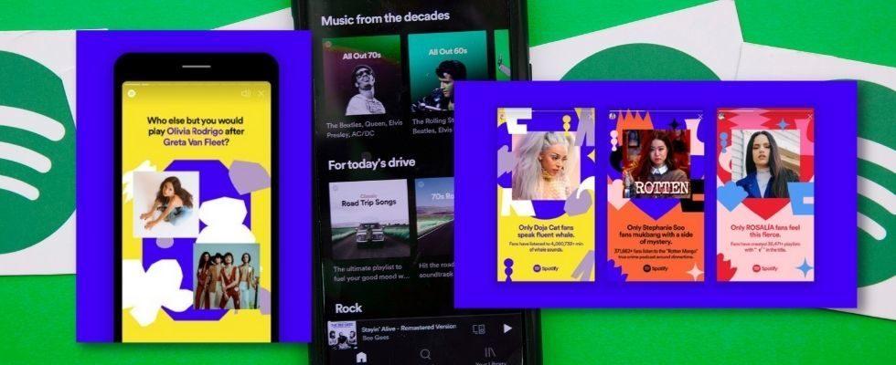 """""""Only You"""": Spotify feiert mit neuer Kampagne das individuelle Hörverhalten der User"""