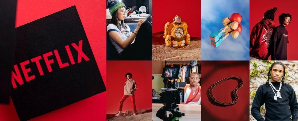 Netflix startet eigenen Shop: Limitierte Produkte inspiriert von Stranger Things und Co.