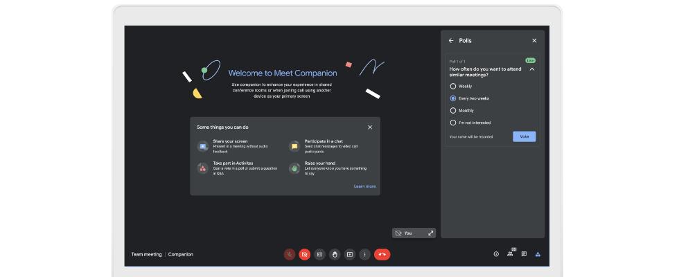 Google Workspace: Updates für Meet, Docs und Gmail jetzt kostenlos für alle zu nutzen
