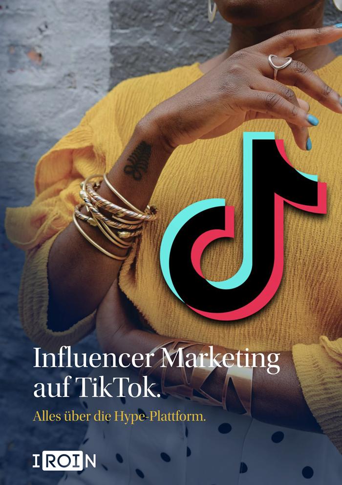 Influencer Marketing auf TikTok