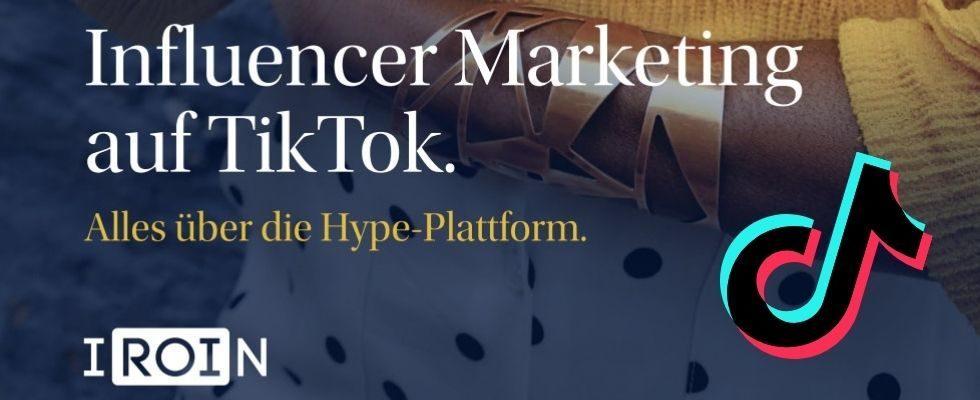Whitepaper: So geht Influencer Marketing auf TikTok