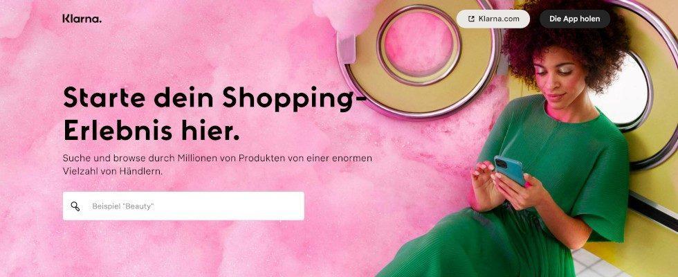 Klarna führt europaweit Klarna Comparison Shopping Service ein