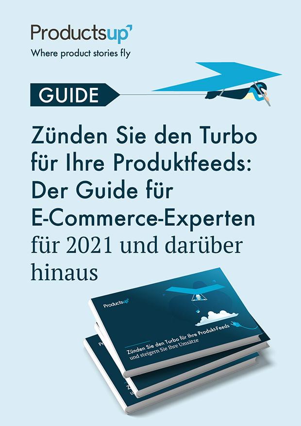 Zünden Sie den Turbo für Ihre Produktfeeds und Umsätze
