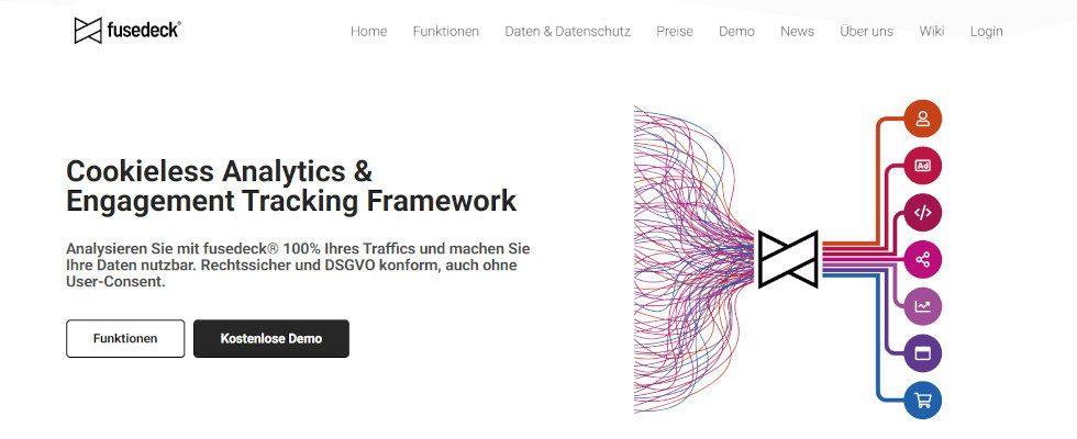 fusedeck® launcht neues Website Layout