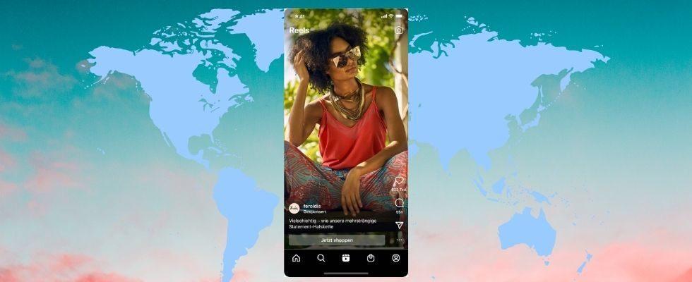 Potential für Brands: Instagram Reels Ads jetzt weltweit verfügbar