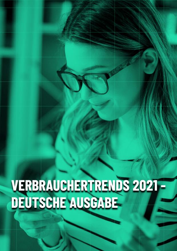 Verbrauchertrends 2021