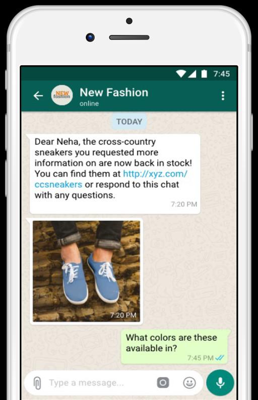 WhatsApp Ansprache für Unternehmen jetzt wieder möglich