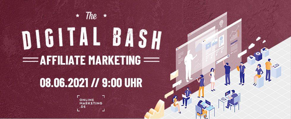 Optimiere dein Partnerprogramm mit Digital Bash – Affiliate Marketing