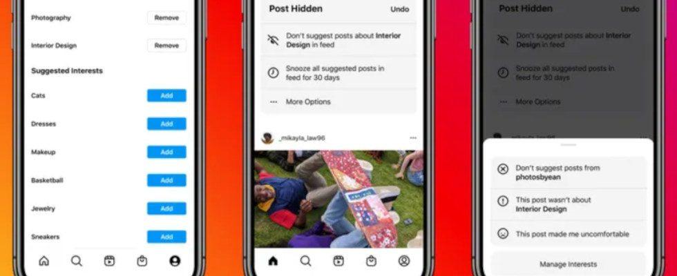 Dein Instagram Feed könnte sich mit diesem Update für immer verändern