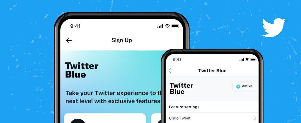 Twitter launcht Bezahlmodell Twitter Blue