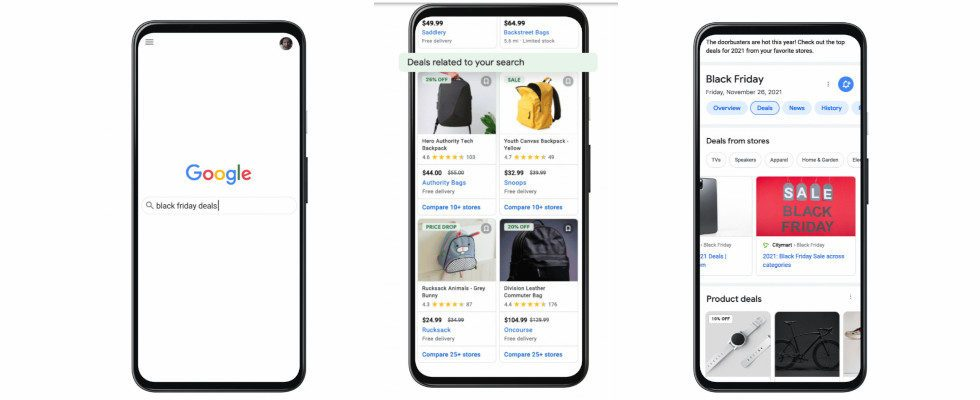 Google erweitert Shopping-Funktionen: Neue Promotion und Deal Features