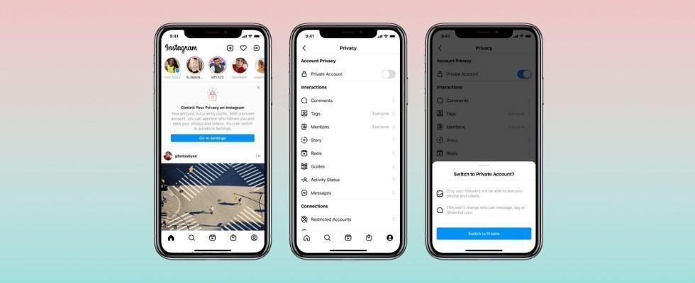 Targeting-Begrenzungen für junge User: Instagram launcht Sicherheits-Update