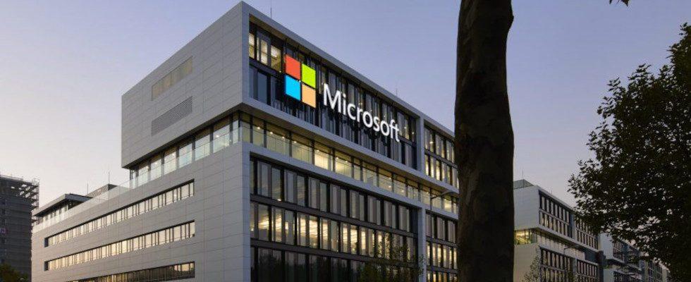 Microsoft kündigt Aktienrückkauf an und ernennt neuen Vorsitz