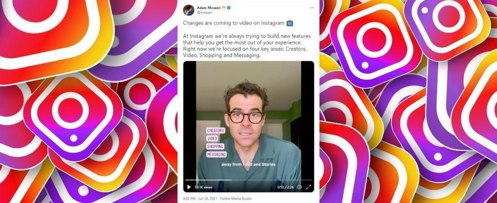"""""""Instagram ist keine Fotoplattform mehr"""": Head of Instagram erklärt die Zukunft der App"""