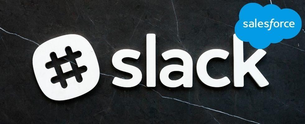Slack gehört jetzt zu Salesforce