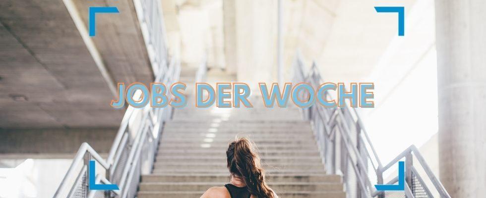 Von der Pflicht zur Kür mit unseren Jobs der Woche