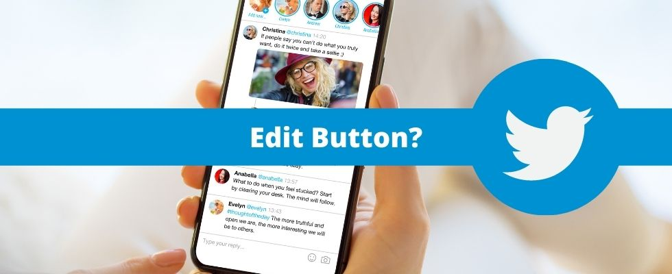 Edit Button gegen Geld? Twitter fragt die User
