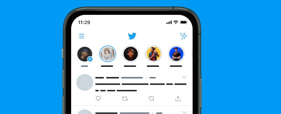 Twitter User sehen Fleets von Profilen, denen sie nicht folgen