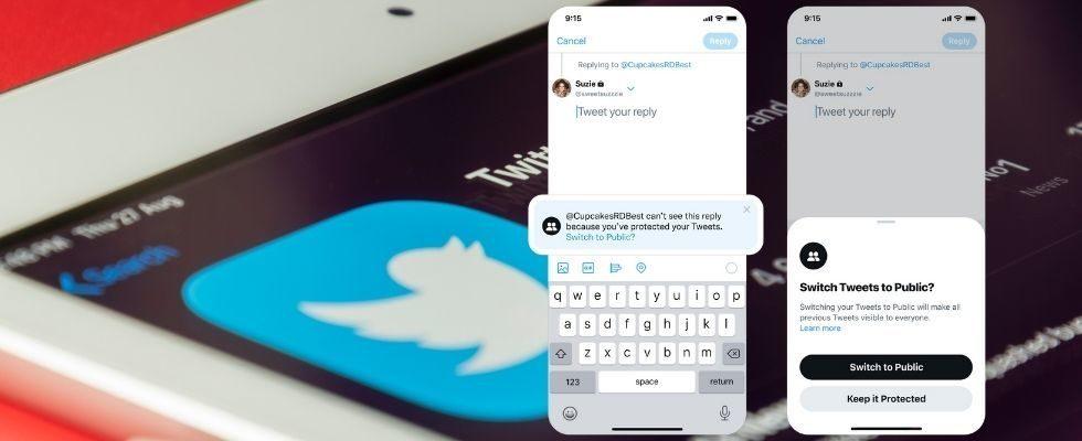 Für mehr User-Kontrolle: Twitter testet neue Privacy Features