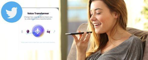 Twitter testet neues Vocal Feature für Spaces: Können Hosts ihre Stimme bald unkenntlich machen?
