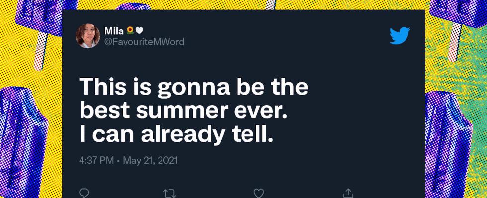 Twitter-Analyse: Das erwarten die Konsument:innen im Coronasommer 2021