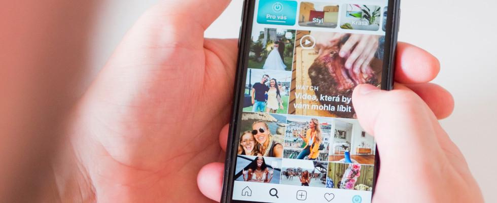 Full-Screen-Video im Feed: Ist das die Zukunft von Instagram?