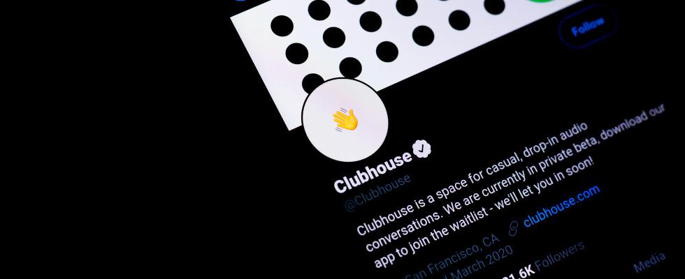 Für Clubhouse User: Die neue Wave-Funktion ist da
